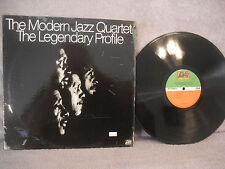 Modern Jazz Quartet, The Legendary Profile, Atlantic Records SD 1623, 1972, JAZZ