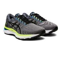 Asics Mens Gel-Nimbus 22 Running Shoes Trainers Sneakers - Grey Sports