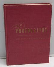 This is Photography Miller Brummitt 1947 Garden City - Broken Spine - F32G