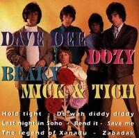 Dave Dee, Dozy, Beaky, Mick & Tich Same (compilation, 14 tracks) [CD]