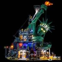 LIGHT MY BRICKS - LED Light kit for LEGO Welcome to Apocalypseburg! 70840