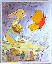 VINTAGE 1964 Walt Disney WINNIE THE POOH PUZZLE 18 Pieces Complete RABBIT