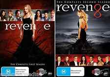 Revenge Season 1 & 2 : NEW DVD