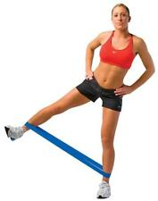 Resistance Band LOOP Exercise SUPER HEAVY Pilates Yoga BLUE Stretch Crossfit Gym