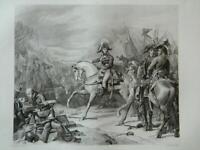Según Schopin Por Frilley Batalla de Hohenlinden (Austria) 1880