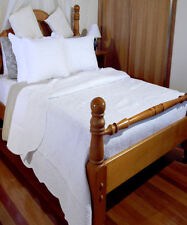 Patternless 100% Cotton Bedspreads