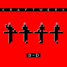 KRAFTWERK - 3-D DER KATALOG STD.DVD+BLU-RAY/GERMAN LANGUAGE  BLU-RAY+DVD NEW+