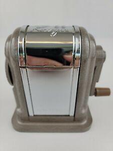 Vintage Boston Ranger 55 Pencil Sharpener 6 Hole USA Art Deco EUC Barely Used!