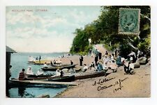 CANADA carte postale ancienne OTTAWA rockliffe park