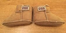 UGG Australia Boots Baby Shoes with Hook & Loop Fasteners