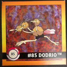 Carte Pokémon DODRIO / DODRIO #85 English Card Artbox 1999 STICKER NEUF