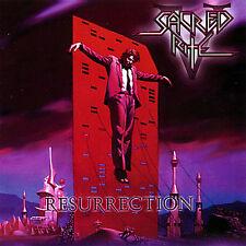 Resurrection - Sacred Rite (2008, CD NUOVO)