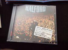 ROB HALFORD LIVE RESURRECTION JUDAS PRIEST NWOBHM JAPAN 2xCD NUMBERED LTD ED