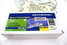 LED Trafo 0,1 - 65W 12V - 4,9A - LED Vorschaltgerät - LED- oder Halogenlampen