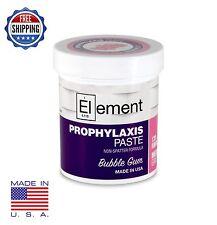 Medium Grit Bubble Gum Element Prophy Paste Dental Prophylaxis 170g 6 Oz Jar