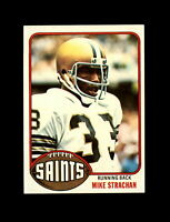 1976 Topps Football #353 Mike Strachan (Saints) NM-MT #AAB123