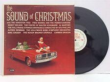 VARIOUS BING CROSBY THE SOUND OF CHRISTMAS vinyl LP 66 DODGE CORONET  NM!