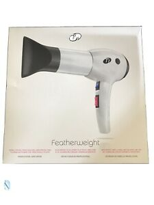 T3 Featherweight Professional Ionic Tourmaline Hair Dryer | 73808 | White