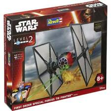 REVELL 06693 Star-Wars First Order Special Forces Tie Fighter - Level 2 EasyKit