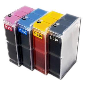 AIR 950 Exclusive Ink Pack 180ml HP INK NO 950 951 952 953 954 932 933 BK/Y/C/M