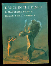 Madeleine L'Engle -- Dance in the Desert -- first edition, signed by author