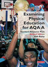 Examining Physical Education for AQA A Teacher's Resource Pack-ExLibrary
