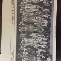 A1d ephemera 1936 london gas company hounslow outing group