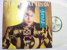 STACY LATTISLAW Take Me All The Way – 1986 EU LP – Funk, Disco – RARE!