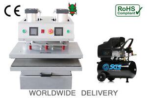 ROSIN PRESS DP10 PLUS AUTOMATIC 10TON  16 INCH X 24 INCH ROSIN PRESS MACHINE