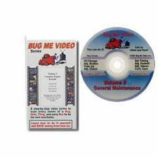VW Repair Bug Me DVD Video Pull Motor & Clutch Service Volume 2 # CPR012191