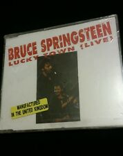 Bruce Springsteen Lucky Town Live UK Import NEW SEALED