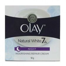 Olay Natural White 7 in One Night Cream 50 GM Fast Shipping