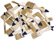 50x Flachpinsel Pinselset Pinsel Set Malerpinsel Satz Streichen Pinseln 500120