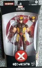 """Wolverine Marvel Legends X-Men House of X Action Figure 6"""" Tri-Sentinel BAF"""
