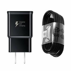 SAMSUNG FAST CHARGER+TYPE C USB CABLE FOR SAMSUNG GALAXY TAB S4 (BLACK)