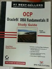 Ocp: Oracle 9I Dba Fundamentals Ii Study Guide Exam 1Z1-032 (Paperback)