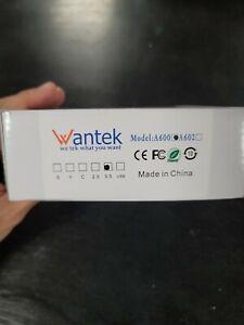 Wantek Call Center Headset Model A600 with 3.5mm plug jack