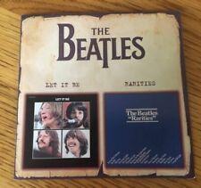 BEATLES LET IT BE RARITIES RUSSIAN PRESSING CD-6019