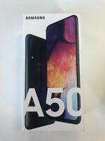 Samsung Galaxy A50- EMPTY BOX RETAIL UK - 128GB -  Black