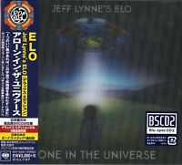 JEFF LYNNE'S ELO-ALONE IN THE UNIVERSE-JAPAN BLU-SPEC CD2 BONUS TRACK Ltd/Ed G88