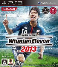 Used PS3 Winning Eleven 2013 SONY PLAYSTATION 3 JAPAN JAPANESE JAPONAIS IMPORT