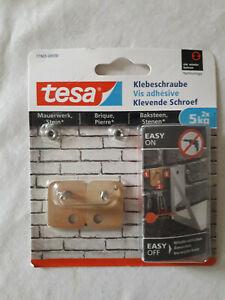 Tesa Vis Adhésive pour Maçonnerie et Pierre (5kg)