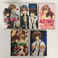 AI ORE! Vol.1 2 3 4 5 English Manga Used