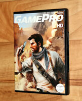 GamePro DVD Video Uncharted 3 Infamous 2 Ratchet & Clank All 4 One Battlefield 3