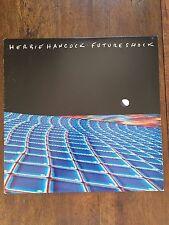 Herbie Hancock Future Shock Vinyl LP 1983 Columbia FC 38814
