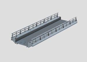 Märklin H0 74618 C-Gleis Gerades Rampenstück Länge 180 mm - NEU + OVP