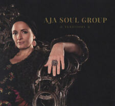 AJA SOUL GROUP - Territory CD 017 little big beat DIGI