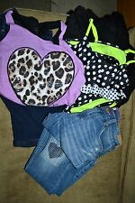 Justice & Abercrombie girls clothes sz 16 (lot of 5 )EUC