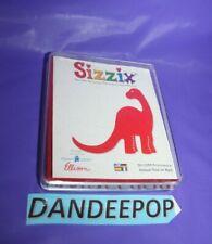 Sizzix Die Cut Brontosaurus Dino 38-0283 Craft Scrapbooking Tool Original Large