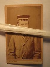 Wingolf Breslau - Arthur Groenouw als cand. med. in Couleur CDV später Professor